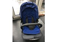 Oyster Max tandem pram / pushchair (double buggy)
