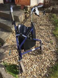 Mobility wheeler
