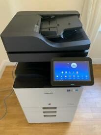 Samsung CLX 4220XR A3 A4 COLOUR & MONO PHOTOCOPIER PRINTER SCANNER NETWORK ,USB photocopyer VGC