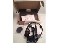 Jabra Biz 620 duo OC Black Headband Headsets Microsoft Lync USB