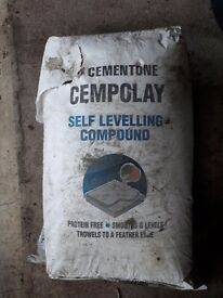 ***CEMETONE CEMPOLAY SELF LEVELLING FLOOR COMPOUND***
