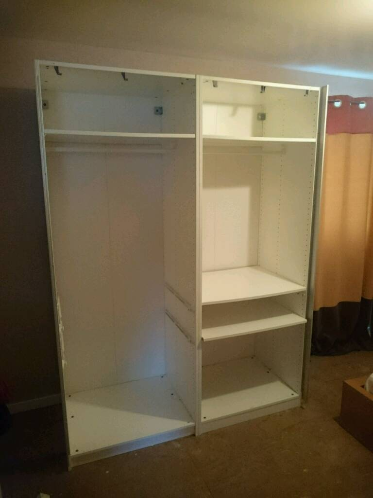 Ikea sliding doors wardrobe