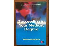 Medical School Books NEW x 4