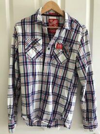 Superdry - Men's Long Sleeve Shirt (Size M)