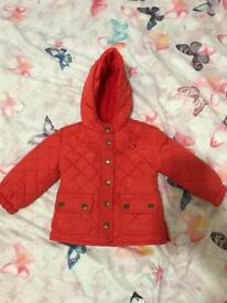 Tommy Hilfiger Quilted Jacket - 18m