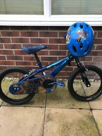 Boys Skylanders Bike! Excellent condition! Bargain!