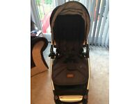 Mamas and papas armadillo flip xt pram and footmuff