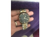 Women's Armani watch