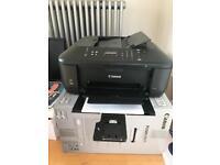 Printer scanner canon colour pixma mx475