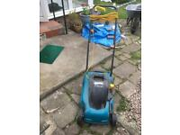 Lawn mower- electric, excellent mower, adjustable cutting height