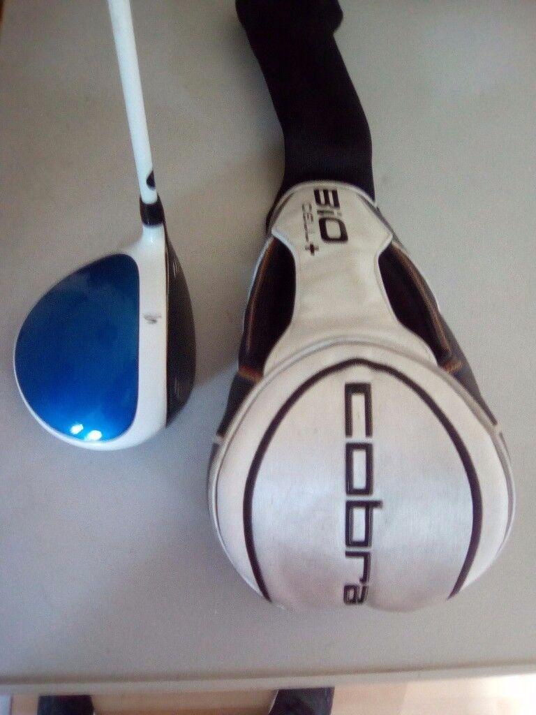 Cobra bio cell+ driver