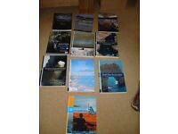 A selection of sea Kayak guide books and publications by Pesda Press £10 each