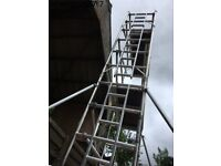 BOSS YOUNGMAN SCAFFOLD TOWER EVOLUTION MK3 6.2M WH X 1.8M