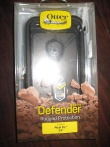 """Otterbox Defender Case for Google Pixel XL 5.5"""". Rugged Smart Phone Cover. Durable 3 Layer. Screen Protector. Camera"""