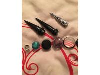 PLUGS/TUNNELS/EXPANDERS