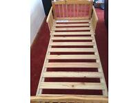 Junior bed by saplings shropshire