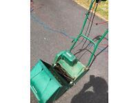 Qualcast Suffolk punch 30s lawn mower