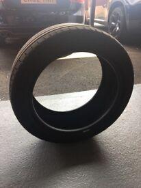 Michelin pilot sport 4 tyre x1