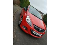 2007 VAUXHALL Corsa VXR *1.6 Turbo* *Solid Red* *3 dr* *