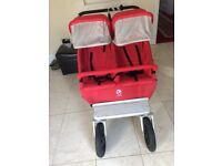 Double pushchair/carry cots EasyWalker Duo