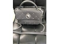 Versace Jeans Quilted Studs Handle Crossbody Bag 29a9b3f96e934