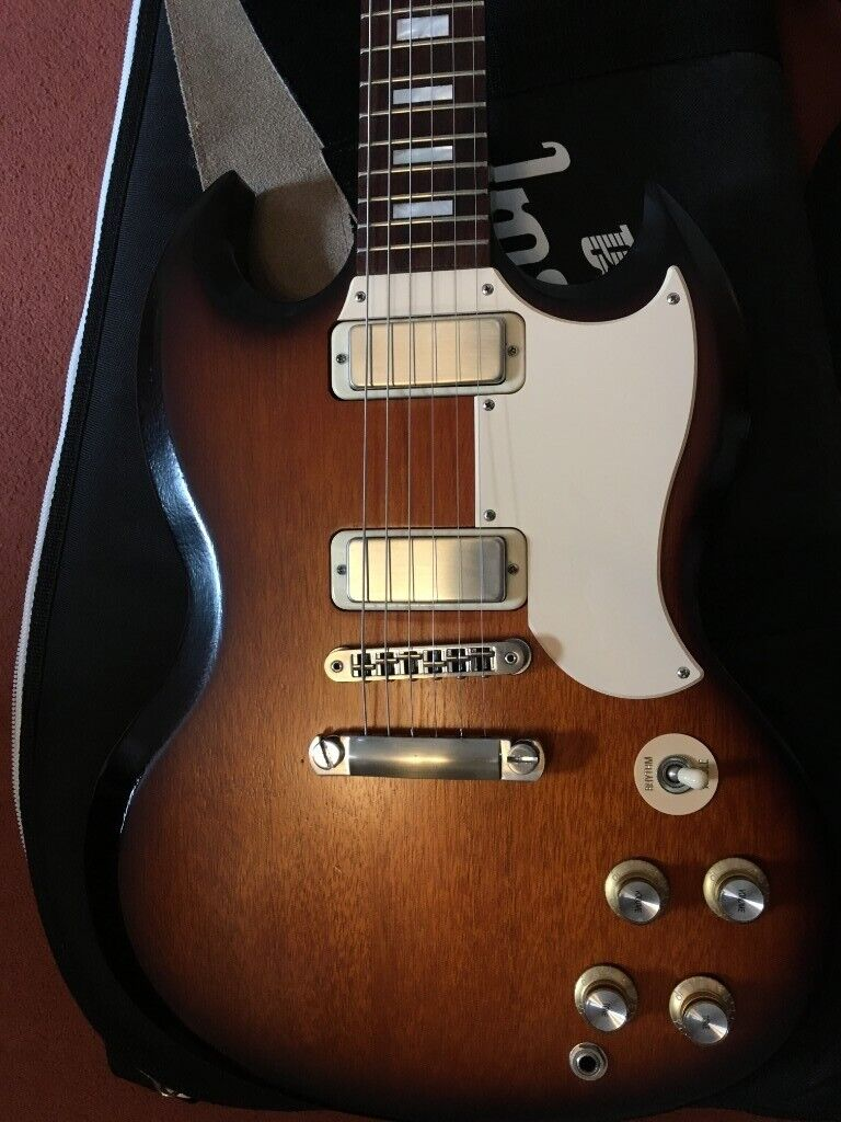 Gibson SG Special 70's Tribute 2016 Model | in Brighton, East Sussex |  Gumtree