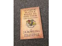 Fantastic Beasts & Where To Find Them (Comes with free Matilda Book)