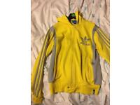 Adidas top size small