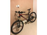 Chris Boardman comp mountain bike