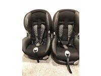 2 x Maxi Cosi maxicosi Priori kids child baby Car Seat