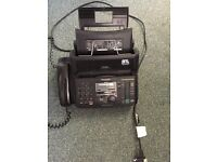 Panasonic KX-FP185 Phone/Fax machine