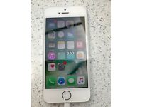 iPhone 5s 16gb silver 2 months old pristine condition