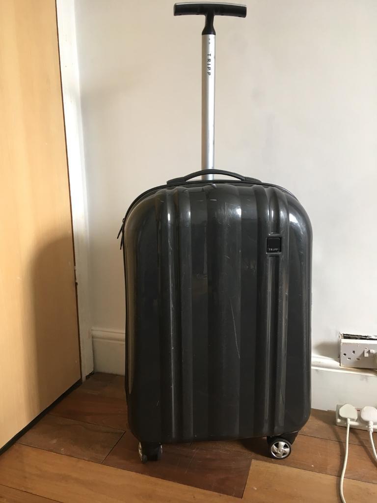 Large slate TRIPP suitcase  d132511c4853b