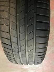 225 45 17 Bridgestone 7mm
