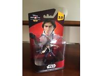 Disney Infinity Figure Han Solo brand new