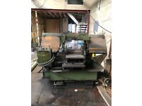 I'm selling very good working condition band saw for £ 2300