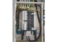 Electrician/cctv installation/ring doorbell/fault finding/electric certificate/HMO