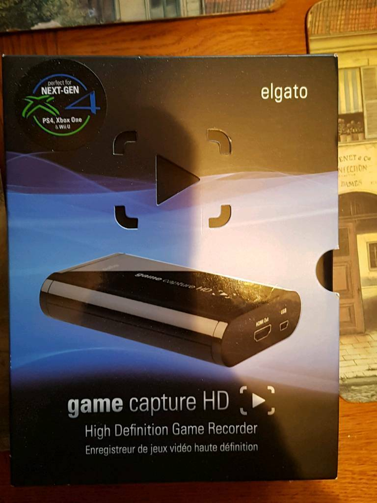 Game video recording capture HD Elgato