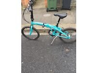 Fold up bike for sale