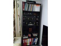 Book shelves+ storage 2 sizes
