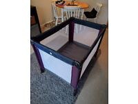 Mamma and Pappas Travel Cot