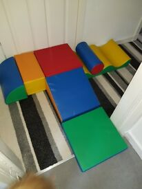 Soft play pieces
