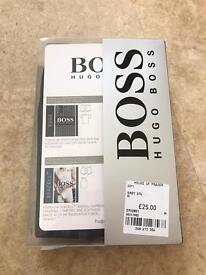 Hugo Boss men's trunks/boxer shorts NEW