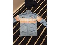 Women's blue ellesse jacket size 6