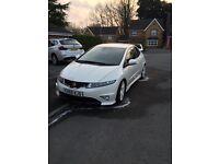 59 Plate Honda Civic Type R Championship White