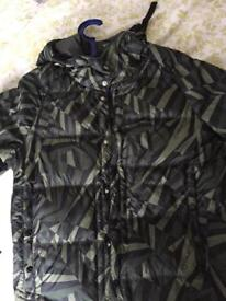 Ma strum jacket camo colour