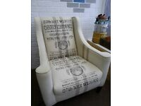 S O L D Armchair for sale, good condition, about 5 year old