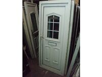 upvc doors front / back £100 each coventry