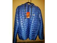 Northface bubble coat