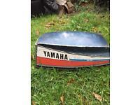 Yamaha hood